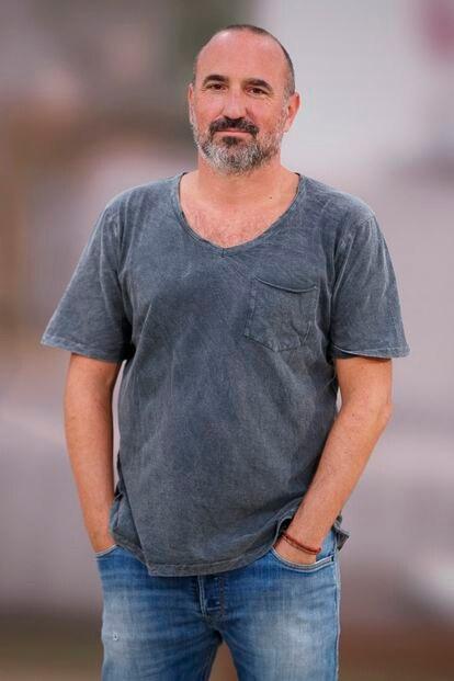 Pau Freixas, este jueves durante la presentación de la serie en FesTVal.