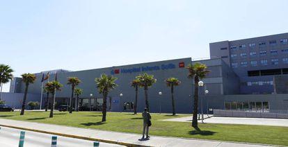 Hospital Universitario Infanta Sofia, en San Sebastián de los Reyes.