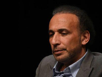El islamólogo Tariq Ramadan en 2016