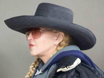 Madonna, el pasado 16 de octubre en Nueva York.