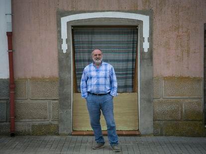Pedro Cabrera, experto en pobreza, en Valdepiélagos.