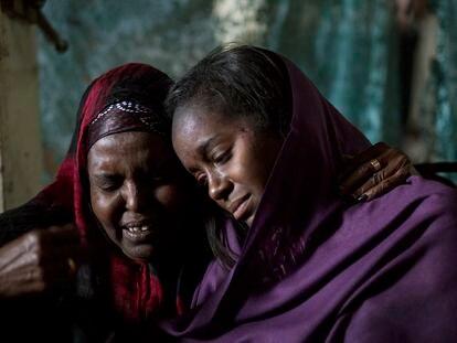 Un fotograma de la película 'Una chica de Mogadiscio', rodada en parte en Bélgica.
