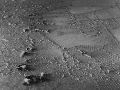 'Élevage de poussière' (1920), de Man Ray y Marcel Duchamp.