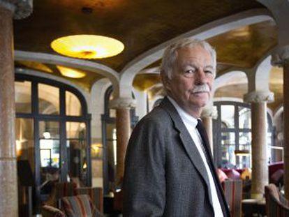 Eduardo Mendoza, en una foto de archivo.