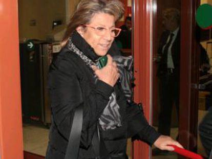 Maria Teresa Gomis (CiU), teniente de alcalde de Reus.