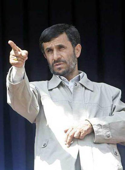 Mahmud Ahmadineyad, presidente de Irán.