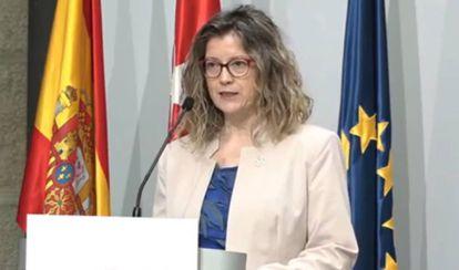 María Luisa Domínguez González, nueva presidenta de Adif.