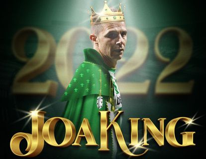 Imagen con la que el Betis ha anunciado la renovación de Joaquín