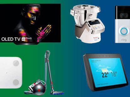 Productos de entretenimiento, cocina, limpieza, bienestar y más para simplificar la vida en casa.