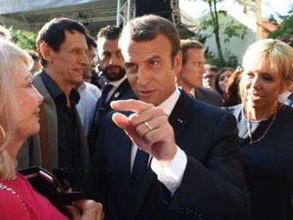 El presidente francés se beneficia de las políticas de su precesor y del Banco Central Europeo