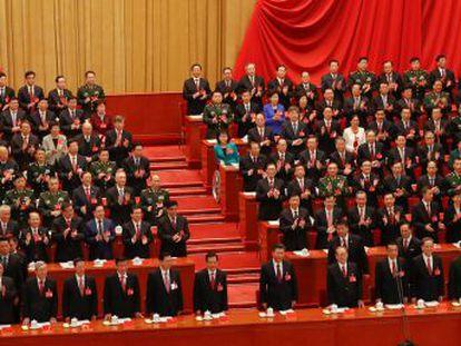El presidente chino inaugura el 19º Congreso del Partido Comunista con la promesa de continuar las reformas económicas