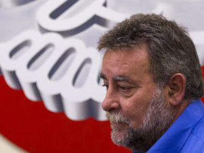 Francisco Fernández Sevilla, ha dimitido tras solo seis meses al frente del sindicato UGT.