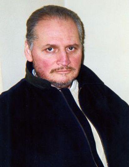 El terrorista de origen venezolano Ilich Ramírez Sánchez,Carlos.