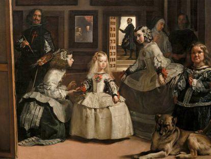 'Las meninas' (1656), de Diego Velázquez.