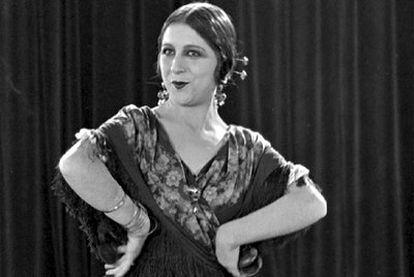 Concha Piquer, en una imagen de los años veinte.