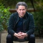 Barcelona, ​​04/14/2021.  Interview with Gustavo Dudamel, director of the Los Angeles Philharmonic Orchestra and the Simón Bolívar Symphony Orchestra.  (Photo: JUAN BARBOSA)