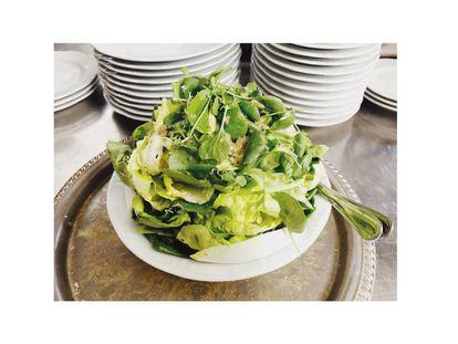 Esta es la mejor ensalada verde del mundo, según 'The New York Times'