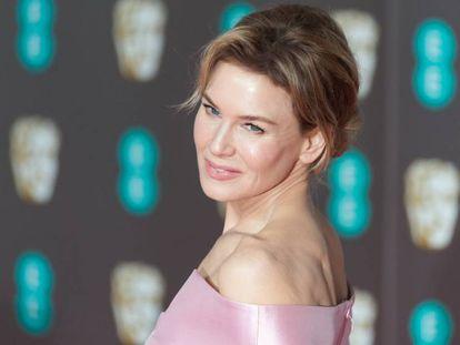 En foto, la actriz Renée Zellweger, en los premios Bafta, en Londres, el pasado domingo. En vídeo, tráiler de 'Judy'.