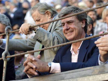 Cayetano Martínez de Irujo, en Las Ventas (Madrid) el 30 de mayo