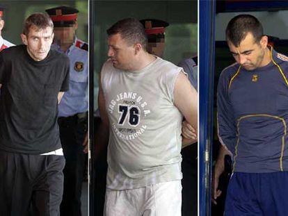 Los tres presuntos ladrones que utilizaban métodos silenciosos, conocidos  como <b><i>murcigleros, </b></i><b>detenidos en Roses</b>.