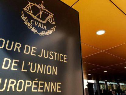 Sede del Tribunal de Justicia de la UE