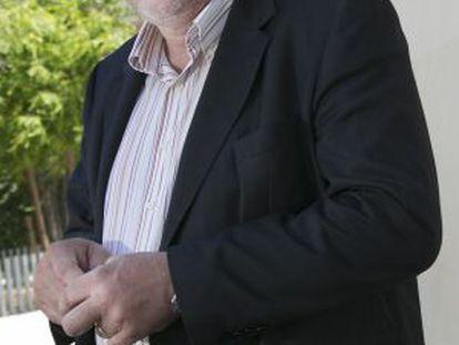 Antonio Balmón, 'número dos' del PSC