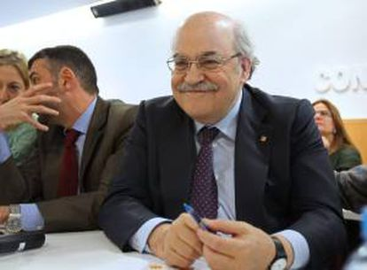 El conseller de Economía y Finanzas de la Generalitat, Andreu Mas Colell. EFE/Archivo