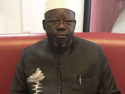 El imán Cissé Djiguiba.