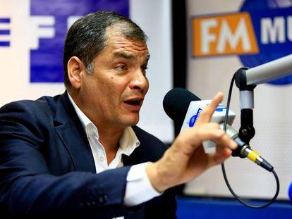Rafael Correa, en una foto de archivo.