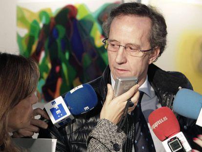 Jaime Alonso en una foto de archivo de 2012.