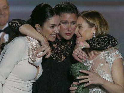 Las hijas de Pepa Flores recogen el premio de Honor en la primera gala desde 2005 que ha contado con la presencia de un presidente del Gobierno