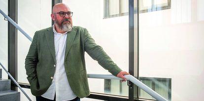 Fernando Trujillo, profesor de la Facultad de Educación de Ceuta.