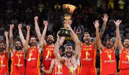 España campeona del Mundial de baloncesto de China 2019