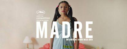 Imagen promocional del cortometraje 'Madre'.