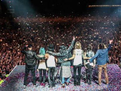 Imagen del grupo en su web oficial.