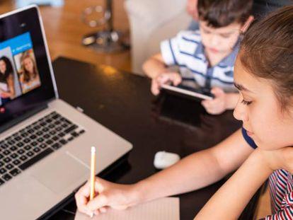 Cómo vigilar las puertas de la escuela virtual