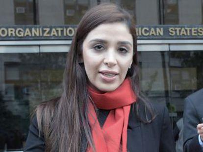 """En su estrategia para frenar la extradición a EE UU, Emma Coronel pide que se comprueben las """"violaciones de derechos humanos"""" que dice sufre su marido"""