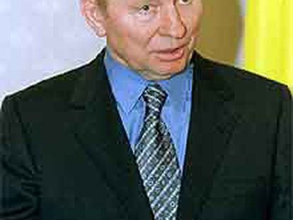 Leonid Kuchma, en una imagen de archivo.