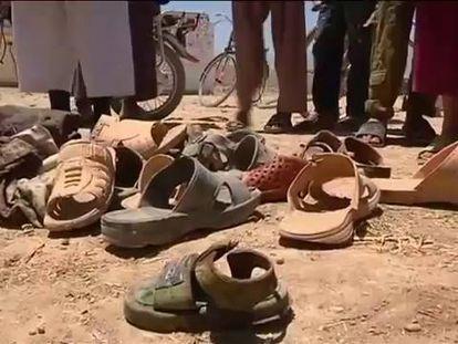 atentado en Afganistán contra soldados de la OTAN.