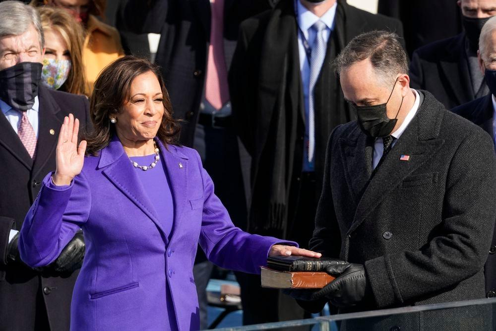 Kamala Harris, la vicepresidenta que rompe techos de cristal