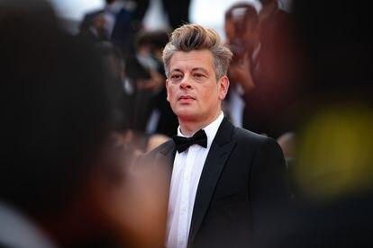 Benjamin Biolay asiste a la proyección de 'France' en el Festival de Cannes 2021.
