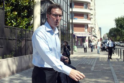 Laurent Blanc, nuevo seleccionador de Francia.
