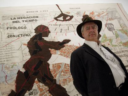 El artista sudafricano William Kentridge, premio Princesa de Asturias de las Artes