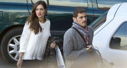 Sara Carbonero e Iker Casillas.