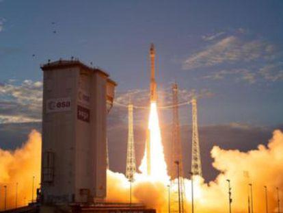 La agencia europea afirma que el satélite cambiará la forma de comprender las dinámicas de la atmósfera y mejorará las previsiones meteorológicas