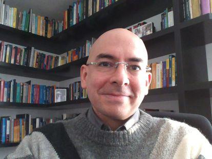 El actuario y doctor en Ciencias Matemáticas Arturo Erdely, académico de la UNAM.