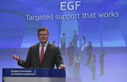 El comisario europeo de Trabajo, Laszlo Andor. EFE/Archivo