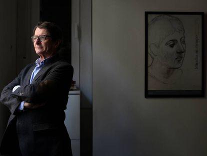 Manuel de la Rocha, candidato en las primarias del PSOE a la alcaldia de Madrid.