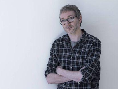El escritor Estuart Turton este mes en Barcelona.