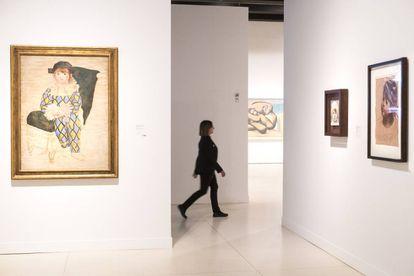 La exposición Olga Picasso en CaixaForum Madrid